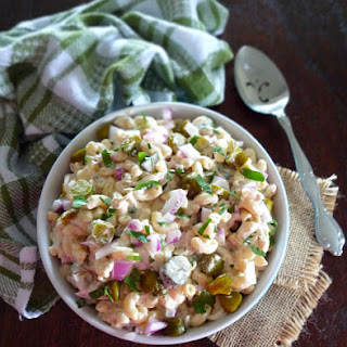Tuna and Macaroni Salad
