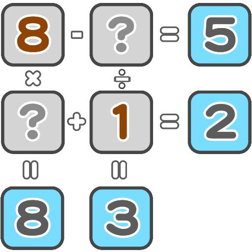 Math x Math(Math game) (game)