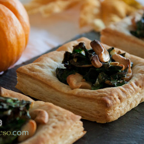 Swiss Chard Puffs