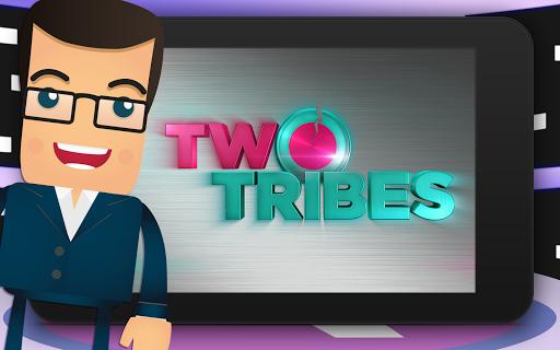 Two Tribes Quiz - screenshot