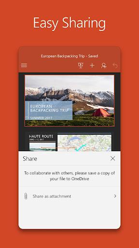 Microsoft PowerPoint screenshot 5