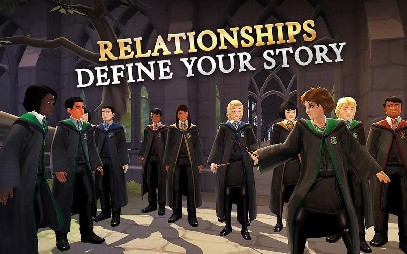Harry Potter: Hogwarts Mystery Screenshot 4