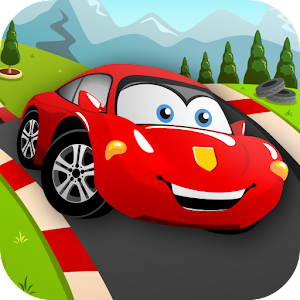 Fun Kids Cars Icon