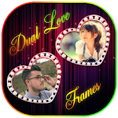 Download Dual Love Photo Frames APK to PC