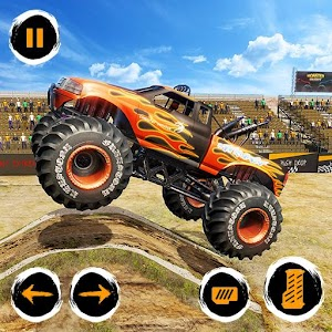 Monster Truck Demolition Derby Crash Stunts For PC / Windows 7/8/10 / Mac – Free Download