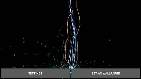 3D Abstract Live Wallpaper Screenshot