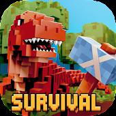 APK Game Blocky Ark Survival 3D for BB, BlackBerry