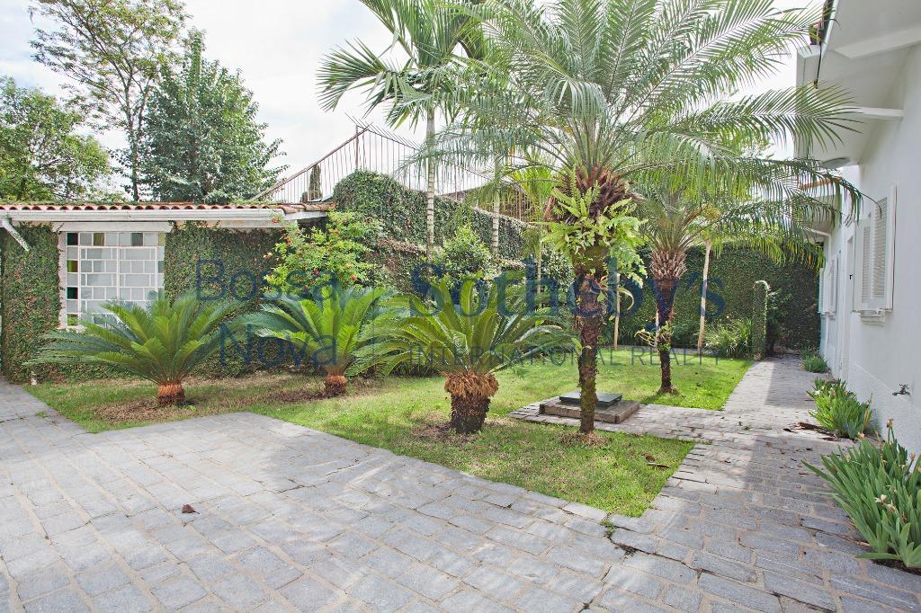 Casa residencial para locação, Jardim Petrópolis, São Paulo.
