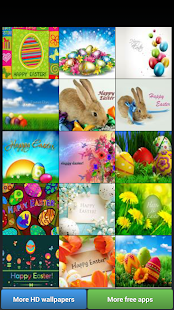 Easter Greetings - screenshot