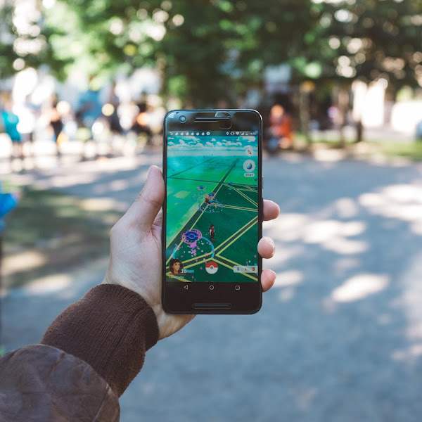 Pokemon Go Android Phone