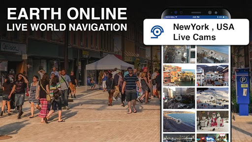Earth online live world navigation For PC