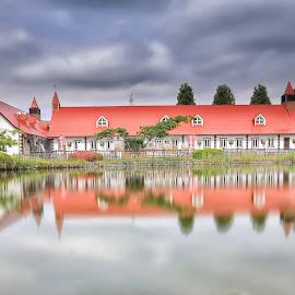 仙台ビール園 by Nurul Anwar - City,  Street & Park  City Parks