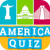 America Quiz: Map Puzzle APK for Ubuntu