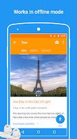 Screenshot of PocketGuide Audio Travel Guide