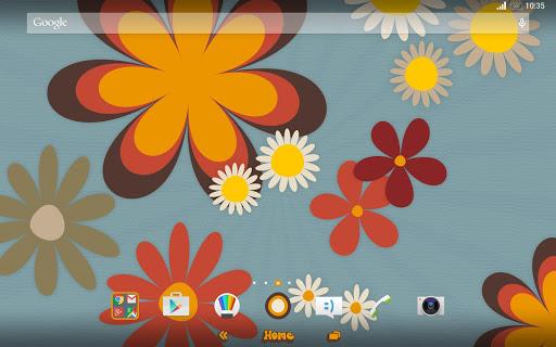 XPERIA Groovy Theme - screenshot