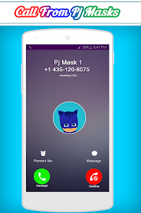 Call From Pj Masks PC