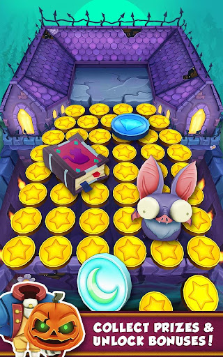 Coin Dozer Halloween screenshot 14