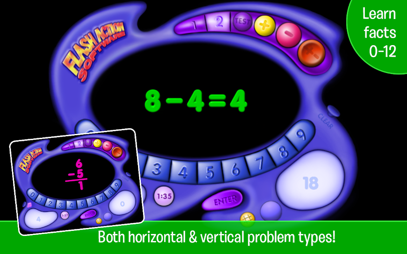 Addition & Subtraction FA APK