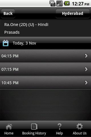 Prasads Cinemas screenshot 5