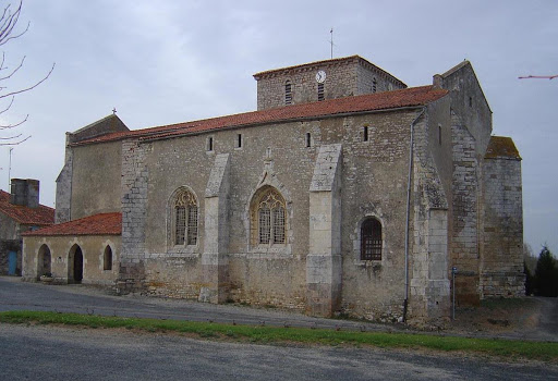 photo de Thiré (Eglise St Pierre)