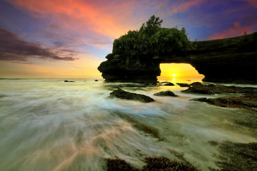 Tanah Lot, Bali by Alit  Apriyana - Travel Locations Landmarks