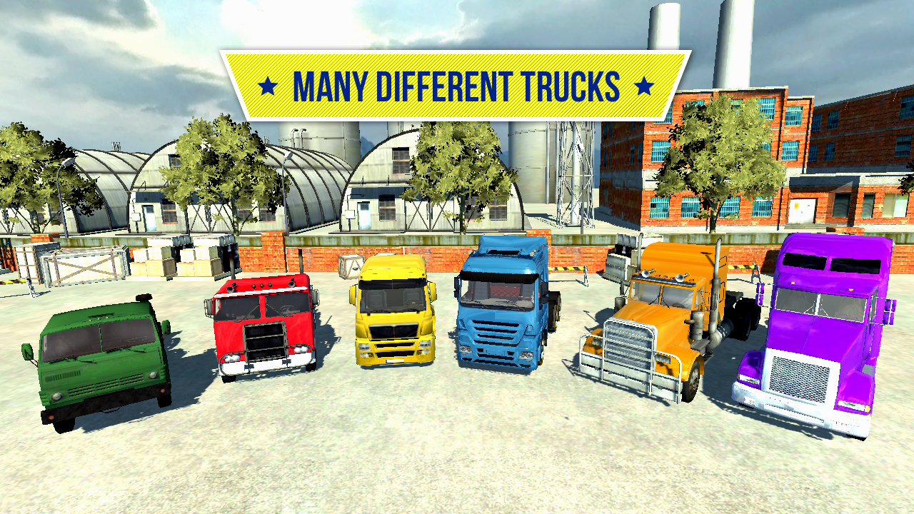 Big Truck Hero - Truck Driver Screenshot 16