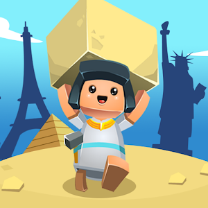 Idle Landmark Tycoon - Builder Game For PC / Windows 7/8/10 / Mac – Free Download