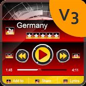 Download Germany PlayerPro Skin APK to PC