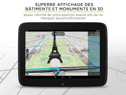 tomtom navigation gps trafic android. Black Bedroom Furniture Sets. Home Design Ideas