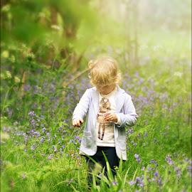 Alone... by Claire Turner - Babies & Children Children Candids