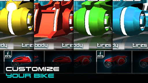 LightBike 2 - screenshot