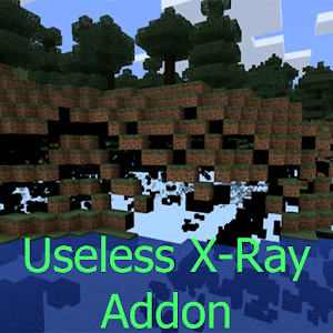 Useless X-Ray Addon