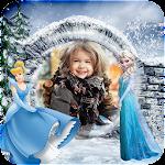 Disney Princess Photo Frame Icon