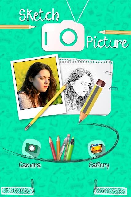 Photo Sketch : Pencil Sketch screenshots