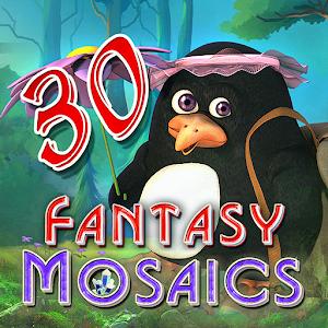 Fantasy Mosaics 30: Camping Trip For PC / Windows 7/8/10 / Mac – Free Download