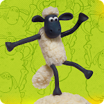 Shaun the Sheep - Sheep Stack Icon
