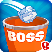 Paper Toss Boss icon