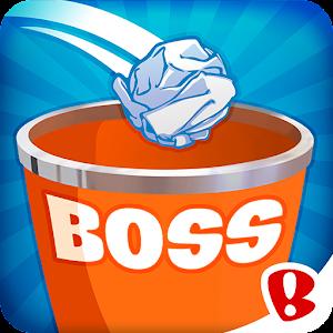 Paper Toss Boss For PC (Windows & MAC)