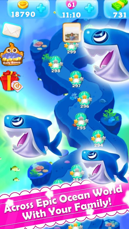 Charm Fish - Fish Mania Screenshot 13
