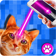 Laser for cats - Prank