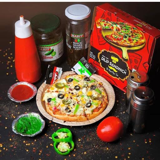 Dilip Sandwich And Pizza House, Pimple Saudagar, Pimple Saudagar logo