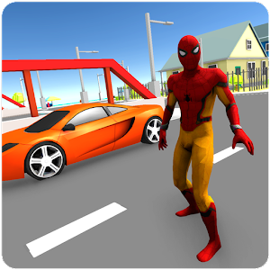 Download Spider Hero Dream City For PC Windows and Mac