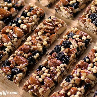 KIND Bar Copycat | Blueberry Pecan
