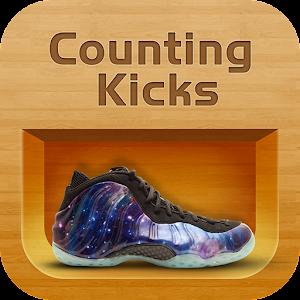 Counting Kicks - Sneaker Log For PC / Windows 7/8/10 / Mac – Free Download