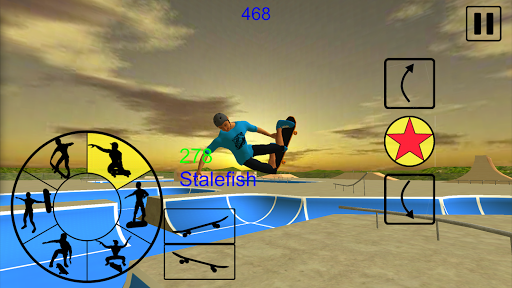 Skating Freestyle Extreme 3D screenshot 4