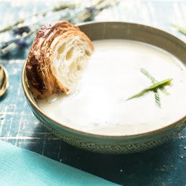 by Antonio Winston - Food & Drink Plated Food