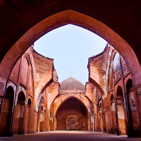 Katra masjid at Murshidabad by Saumalya Ghosh - Buildings & Architecture Statues & Monuments