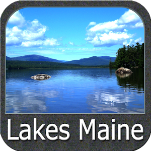 Maine Lakes Gps Map Navigator For PC / Windows 7/8/10 / Mac – Free Download