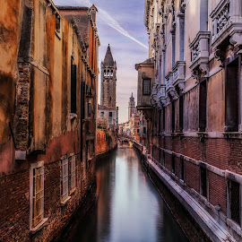 by Richard  Harris - Buildings & Architecture Public & Historical ( venice )