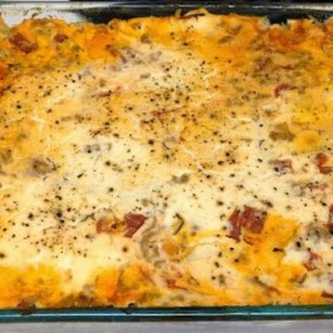 Weight Watchers Delicious Cabbage Casserole